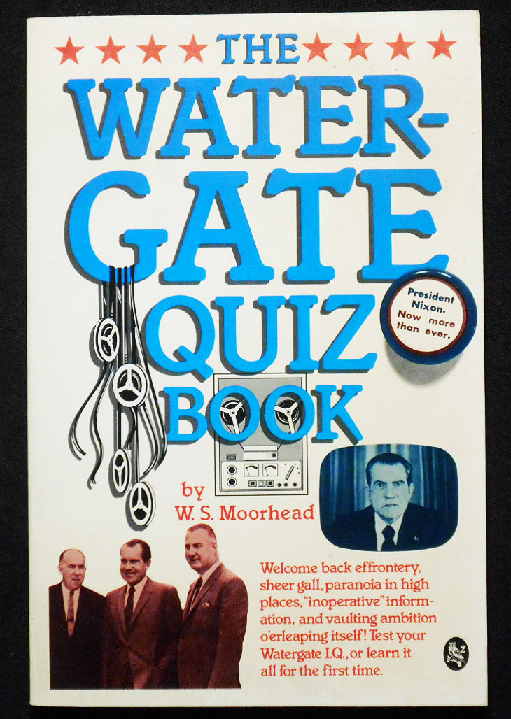 Watergate and American Politics