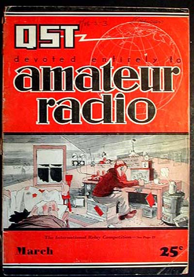 QST: Devoted Entirely to Amateur Radio [Ross A. Hull, Eugene A. Hubbel]