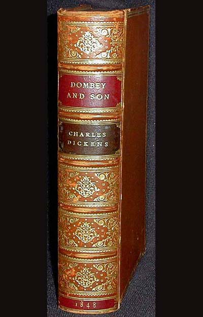 Dombey and Son. Charles Dickens.