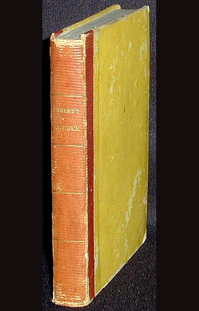 Peter Parley's Tales About Ancient and Modern Greece. Samuel G. Goodrich, Samuel Griswold.