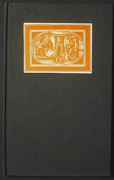William Bulmer and the Shakspeare Press: A Biography of William Bulmer; From A Dictionary of Printers and Printing (1839); with an introductory note on the Bulmer-Martin Types by Laurance B. Siegfried; original wood engravings by John DePol. C. H. Timperley.
