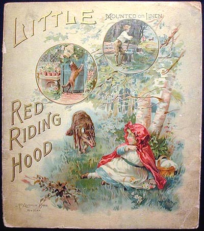 Little Red Riding Hood. Charles Perrault.