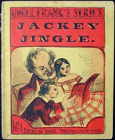 Jackey Jingle [Uncle Frank's Series]