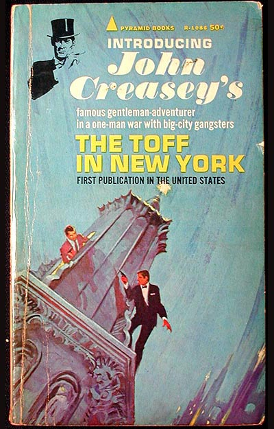 The Toff in New York. John Creasey.