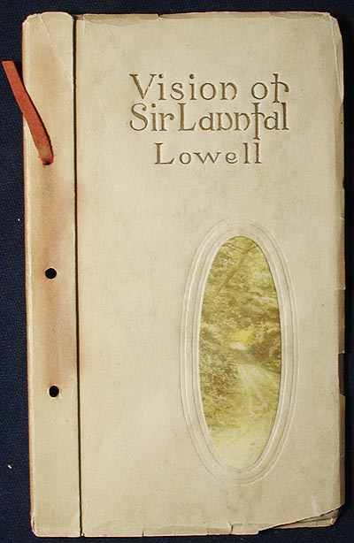 The Vision of Sir Launfal. James Russell Lowell.