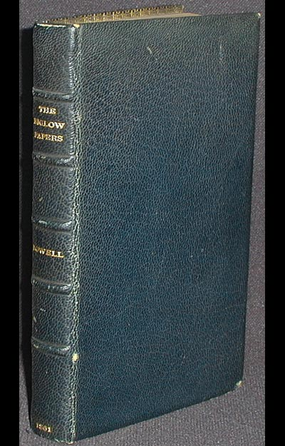 The Biglow Papers: by James Russell Lowell with additional notes, an enlarged glossary, and coloured illustrations by George Cruikshank [First series]. James Russell Lowell.