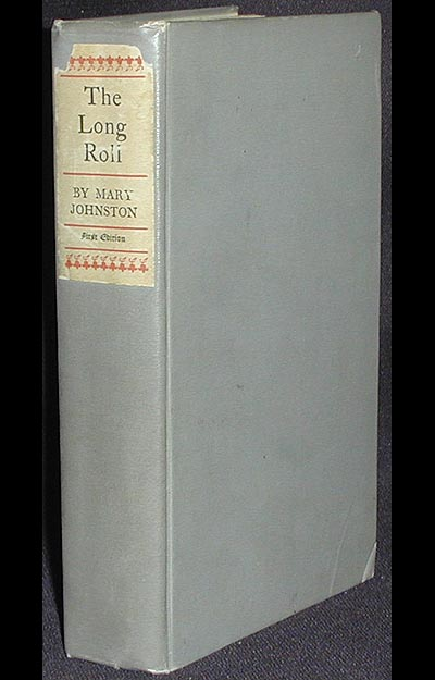 The Long Roll; with illustrations by N.C. Wyeth. Mary Johnston.