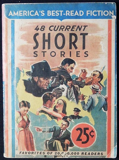 Forty Eight Current Short Stories: Adventure Romance Mystery