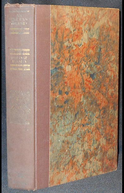An Indian Journey by Waldemar Bonsels; illustrated by Harry Brown. Waldemar Bonsels.