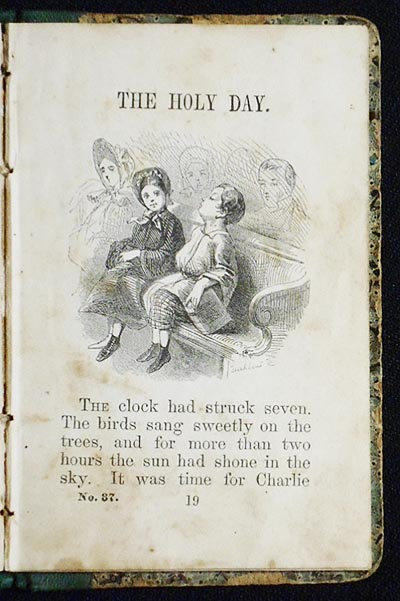 The Holy Day -- The Little Boy's Faith -- Rosa and Frank -- The First Brothers