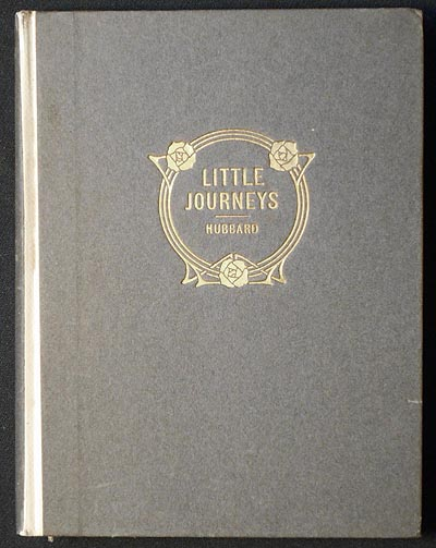 Little Journeys to the Homes of Eminent Painters: Book Two. Elbert Hubbard.
