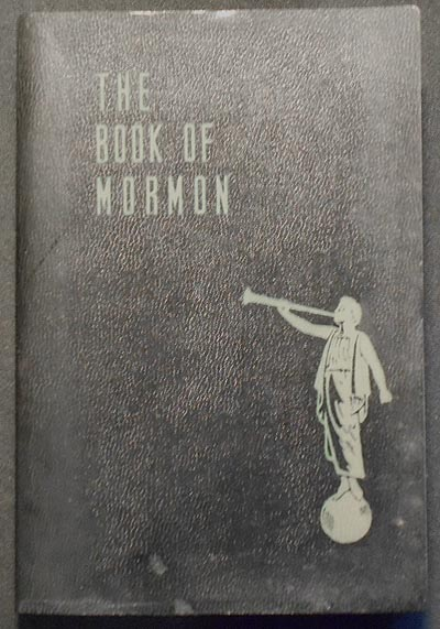 The Book of Mormon: An Account Written by the Hand of Mormon upon Plates taken from the Plates of Nephi; Translated by Joseph Smith, Jun.