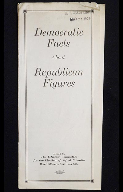 Democratic Facts About Republican Figures