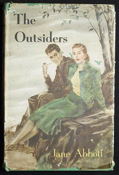 The Outsiders. Jane Abbott.