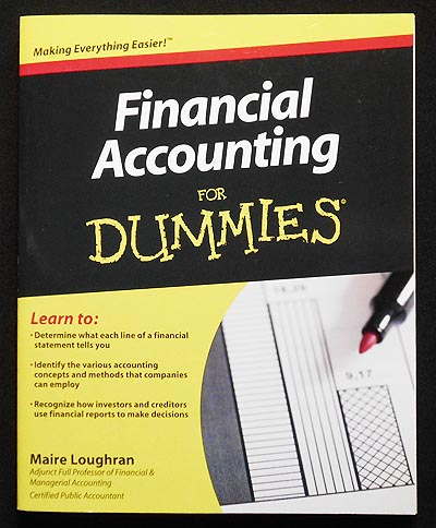 Financial Accounting for Dummies. Maire Loughran.