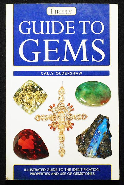 Guide to Gems. Cally Oldershaw.
