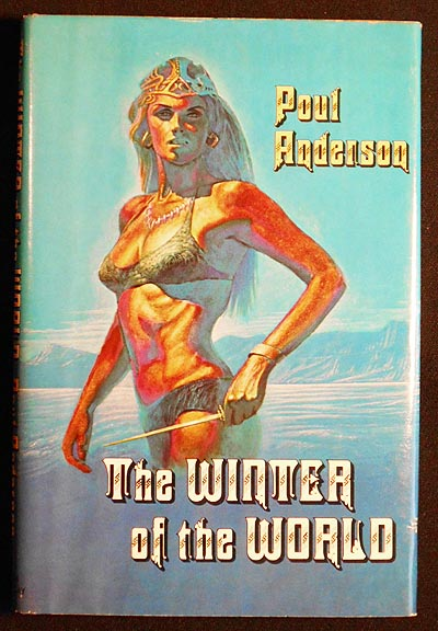 The Winter of the World. Poul Anderson.
