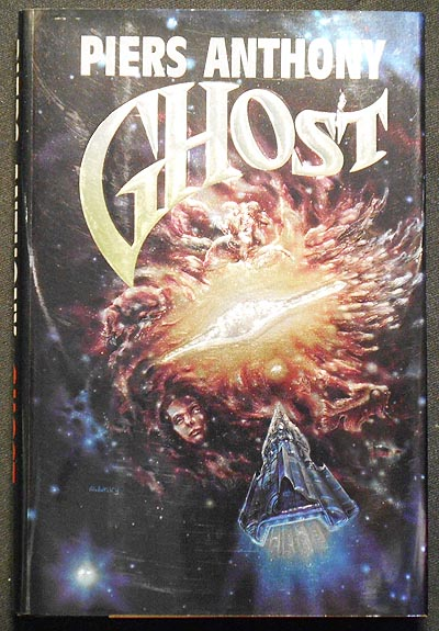 Ghost. Piers Anthony.