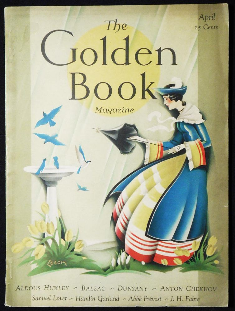 The Golden Book Magazine for April 1931, vol. 13, no. 76