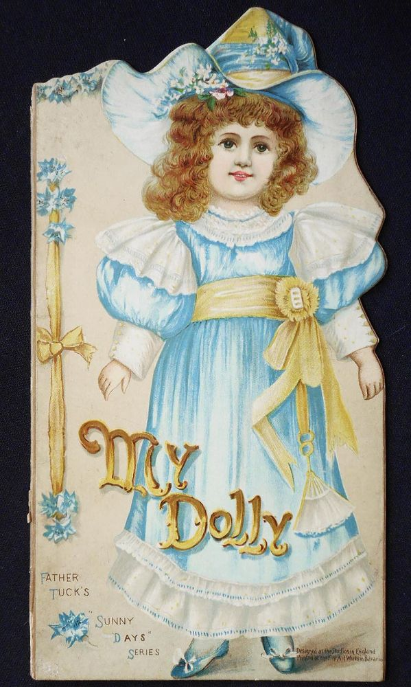 """My Dolly (Father Tuck's """"Sunny Days"""" Series)"""