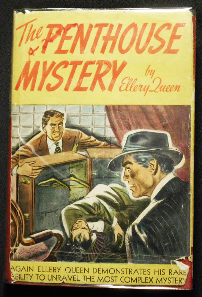 The Penthouse Mystery by Ellery Queen: Based on the Columbia motion picture Ellery Queen's The Penthouse Mystery. Ellery Queen.