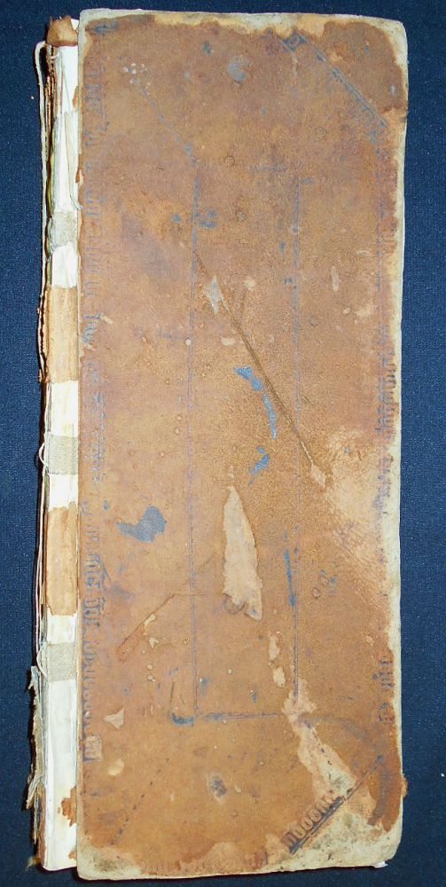 The Regular Book of Entries Belonging to David Smith Darmon [business ledger]. David Smith Darmon.