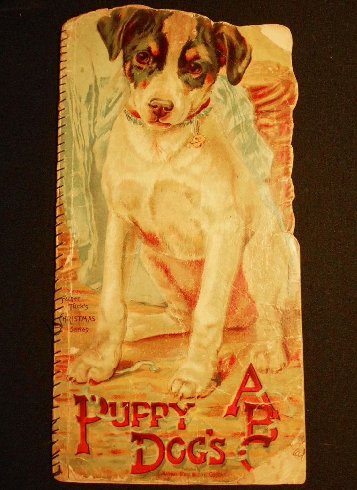 Puppy Dog's ABC (Father Tuck's Christmas Series)