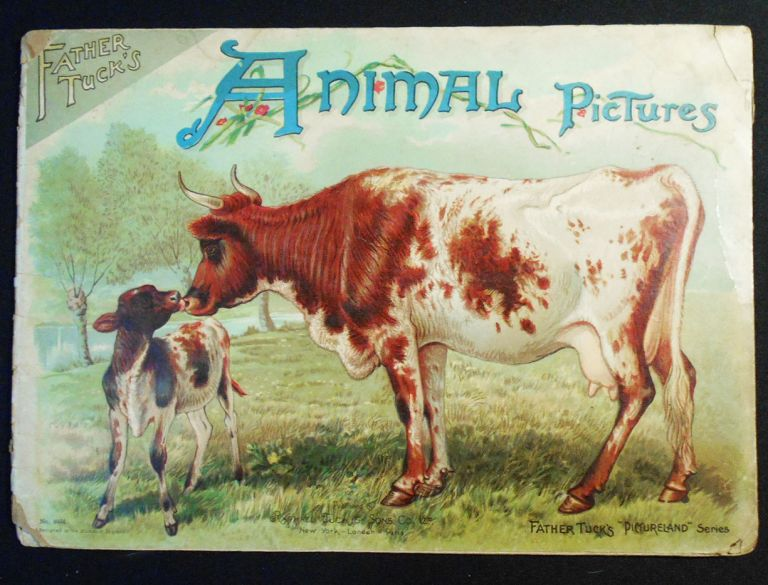 """Father Tuck's Animal Pictures (Father Tuck's """"Pictureland"""" Series)"""