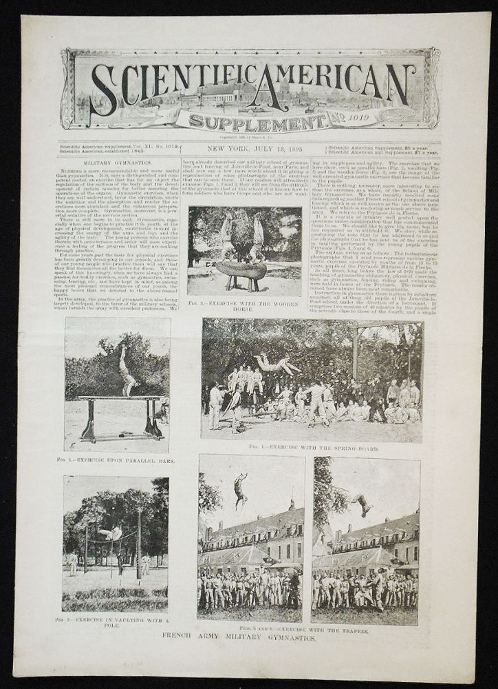 Scientific American Supplement -- No. 1019, July 13, 1895 [Intercontinental Railway Commission]