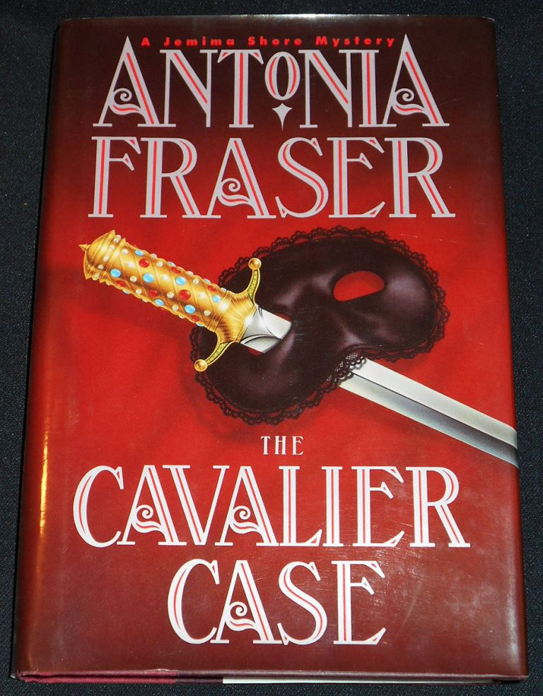 The Cavalier Case: A Jemima Shore Mystery. Antonia Fraser.