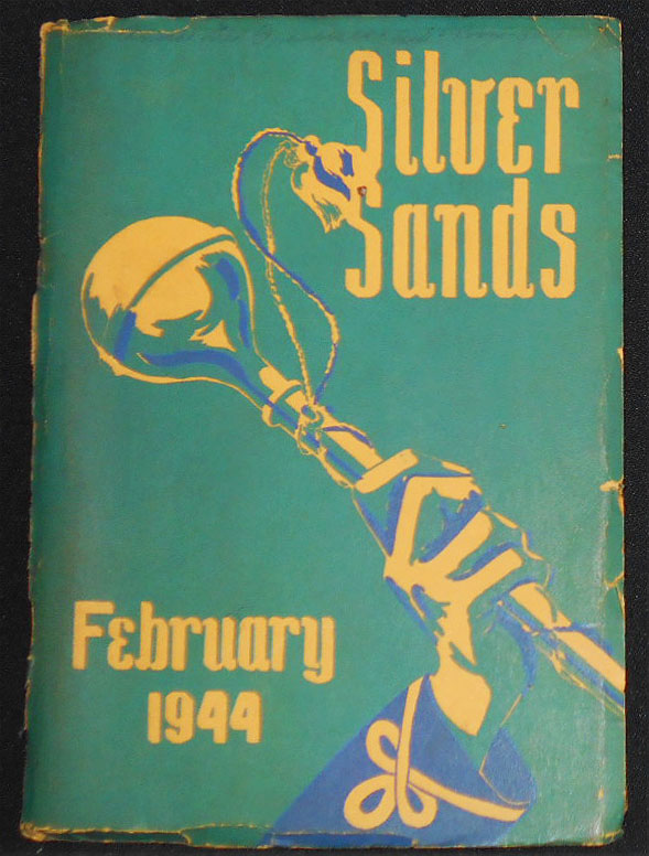 Silver Sands -- Literary Edition 1944 -- Illustrated by Irene Nagurny [John W. Hallahan Catholic Girls' High School]