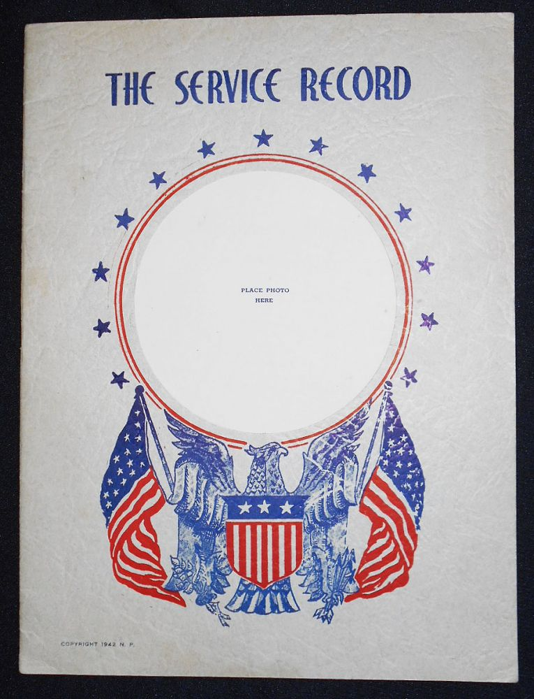 The Service Record of ___ in the Armed Forces of the United States of America