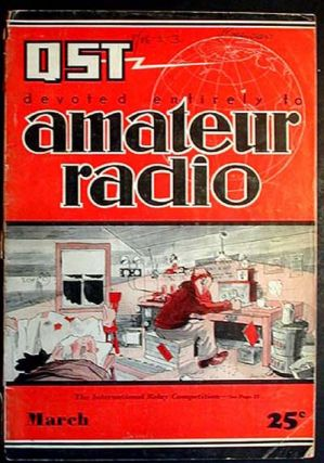 QST: Devoted Entirely to Amateur Radio [Ross A. Hull, Eugene A. Hubbel