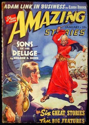 Amazing Stories January 1940 Volume 14 Number 1