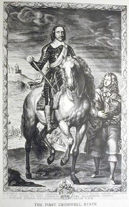 The Headless Horseman: Pierre Lombart's Engraving Charles or Cromwell?