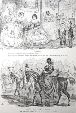 "John Leech's Pictures of Life and Character: From the Collection of ""Mr. Punch"""