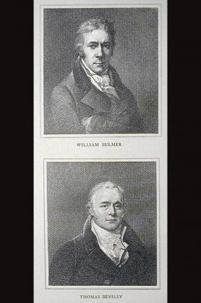 William Bulmer, Thomas Bensley: A Study in Transition
