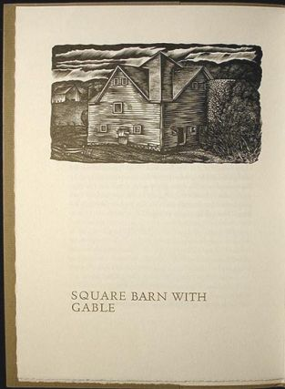 Not Barn Again: Four Engravings