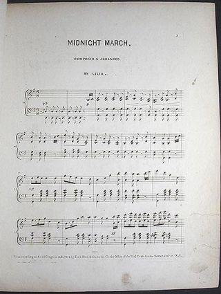 The Midnight March