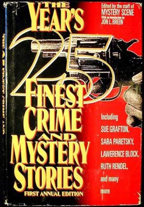 The Year's 25 Finest Crime and Mystery Stores. Sue Grafton