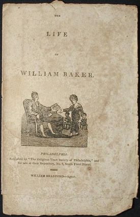 The Life of William Baker. William Gilpin