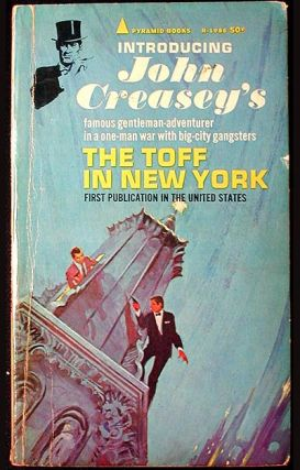 The Toff in New York. John Creasey