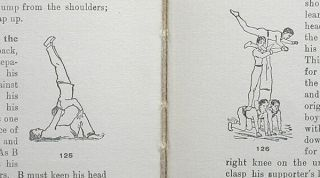 How To: A Book of Tumbling, Tricks, Pyramids and Games
