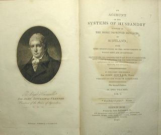 An Account of the Systems of Husbandry Adopted in the More Improved Districts of Scotland; With...