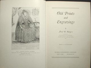 Old Prints and Engravings