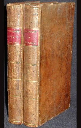Practical Education: by Maria Edgeworth and, by Richard Lovell Edgeworth [2 volumes]. Maria Edgeworth.