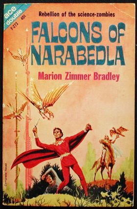 The Dark Intruder & Other Stories // Falcons of Narabedla
