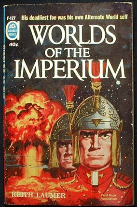 Worlds of the Imperium // Seven from the Stars. Keith // Bradley Laumer, Marion Zimmer