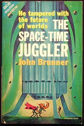 The Astronauts Must Not Land // The Space-Time Juggler