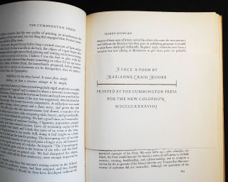 The New Colophon: A Book Collectors' Quarterly -- Vol. 2 Part 7 September 1949